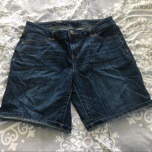Simply Vera By Vera Wang Bermuda Shorts